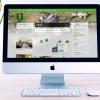 Webová stránka pre obce, mestá, občianske združenia a neziskovky